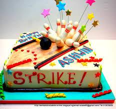 Cake Decorating Singapore Bowling Cakes Bowling 10 Pin Strike Cake Singapore Cakes