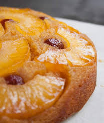 pineapple upside down cheesecake cake the merchant baker