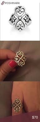 avery heart knot ring avery heart knot ring size 5 heart knot avery and