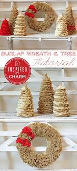 50 burlap decorations sewlicious home decor
