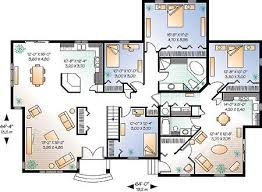floor plan of house 28 house and floor plans featured house plan pbh 1169