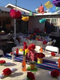 Theme Party Decorations - fiesta party decorations san antonio party planner www