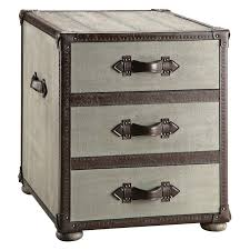 furniture trunk end tables stump coffee table lockable trunk