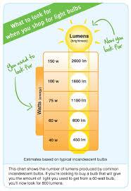 60 watt light bulb lumens lumens vs watts lumen coalition