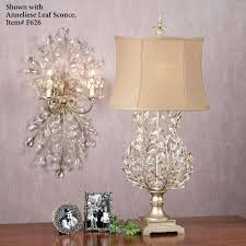 Crystal Chandelier Table Lamp Table Lamps Crystal Chandelier Table Top Lamps Crystal