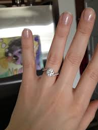 two tone gold engagement rings two tone white and gold engagement rings wedding decorate ideas