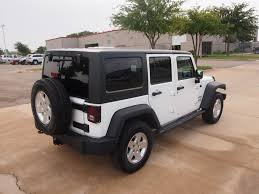 jeep wrangler 2 door hardtop lifted white 2011 jeep wrangler unlimited sport white hard top suv 4x4