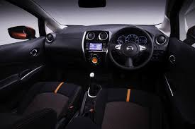 pagani interior dashboard new nissan note u2013 interior u2013 dashboard