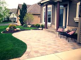 landscaping ideas for front yard sitting area the garden also