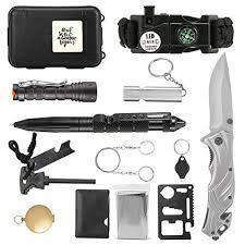 bracelet survival kit images Sansido emergency survival kit survival gear 13 in 1 outdoor jpg