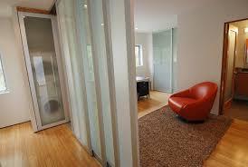 Glass Room Divider Sliding Glass Room Dividers