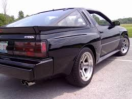 mitsubishi starion dash mitsubishi starion pictures posters news and videos on your
