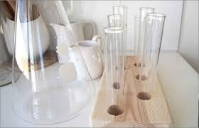 Test Tube Vase Holder Test Tube Vase With Stand Home Design Ideas