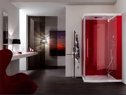 bathroom ideas master modern bathroom design with red wings chair master modern bathroom design with red wings chair and corner bathroom shower also single sink wall mounted bathrom vanity