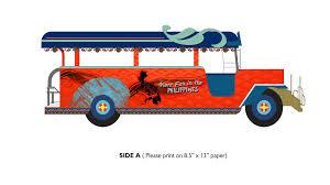 philippine tricycle design student work for jeepney design contest raffles design institute