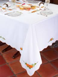 autumn harvest table linens turkey time thanksgiving table linens schweitzerlinen