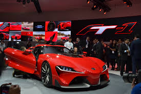 toyota new supra detroit 2014 a new supra by any other name toyota ft 1