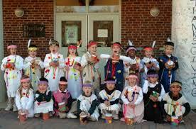 mcdonogh school kindergarten thanksgiving