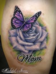 transcend tattoo gallery tattoos realistic butterfly