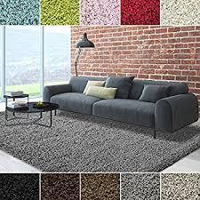 Fuzzy Area Rug Amazon Com Ottomanson Soft Cozy Color Solid Shag Area Rug