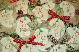 christmas ornaments marshmallow mondays