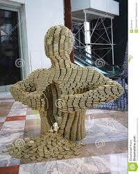 Canned Food Sculpture Ideas by Food Drive Ideas Team Building Image Mag