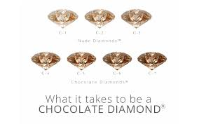 coloured rings jewelry images Chocolatediamonds jpg