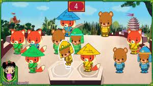 ni hao kai lan princess kai lan s super matching game youtube