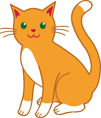 cute orange kitty cat clipart cliparts and others art inspiration