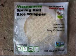 where to buy rice wrappers roll rice wrapper non gmo verified gluten free 8 oz