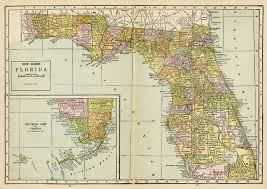 Map Of South Florida by Map Historic Palm Beach