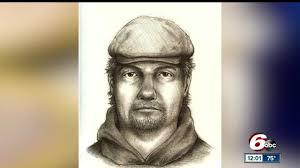 delphi police release sketch of delphi suspect theindychannel