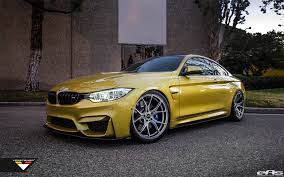 yellow ff yellow bmw f82 m4 by european auto source