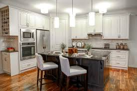 two tone kitchen cabinets brown and white two tone kitchen cabinet