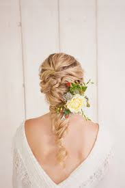 Flower Decorations For Hair Wearable Flower Ideas For Weddings Bride Link