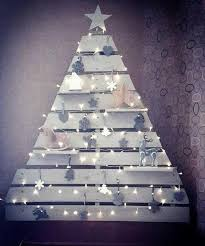 pallet christmas tree diy pallet christmas tree with lights concepts pallets designs