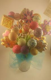 cookie bouquet cake pop cookie bouquet dakima