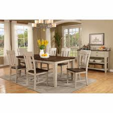 Shaker Dining Room Chairs by Shaker Nouveau 8 Piece Dining Set D00033 Dt Dc Dc Dc Sb