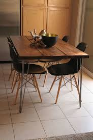 Diy Industrial Dining Room Table Tables Neat Rustic Dining Table Industrial Dining Table And