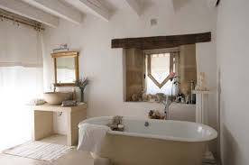 barn bathroom ideas bright rustic barn bathroom interior tips with white oval tub and