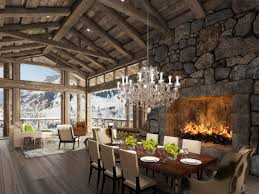 large dining room table and chairs modern barn home interiors