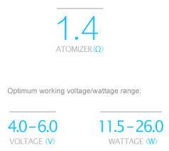 Joyetech Delta 23 Atomizer 6ml joyetech delta 23 atomizer for evic supreme