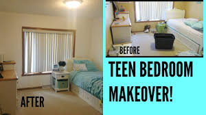 redoing my bedroom teen bedroom makeover youtube