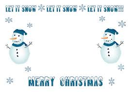 8 best images of christmas card templates for word free