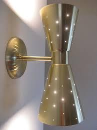 mid century modern milk glass hanging light home decoration