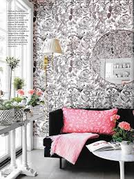 Verve Home Decor And Design Pink Perfection Suellen Gregory For House Beautiful York Avenue