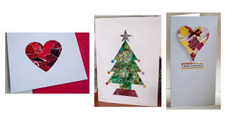recycle christmas cards greetings cards gift tags u0026 wrapping