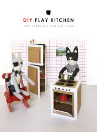 Diy Play Kitchen From Entertainment Center Hello Wonderful 12 Awesome Diy Play Kitchens