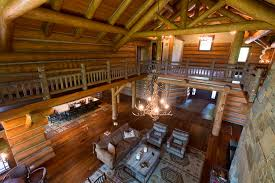 luxury log home interiors luxury log cabin homes wsj mansion wsj