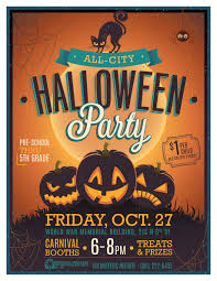 all city halloween party u2013 bismarck parks u0026 recreation